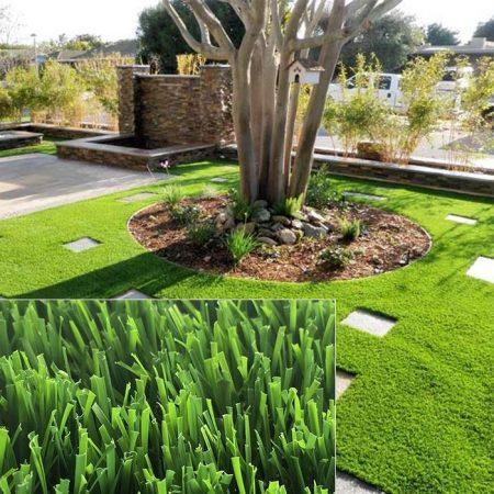 Sự khác biệt giữa cỏ tự nhiên và cỏ nhân tạo