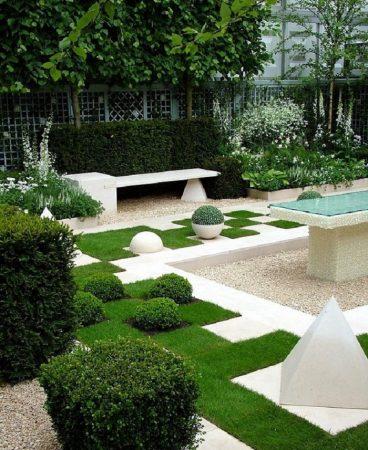 """Cỏ nhân tạo sân vườn rất """"thật"""" và """"chất"""""""
