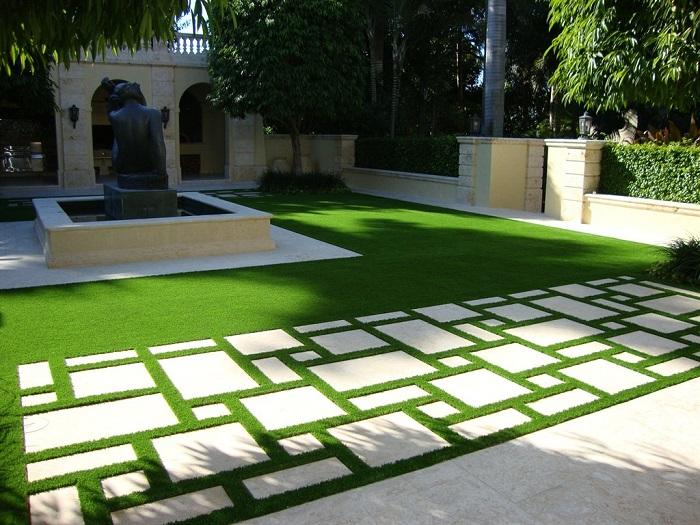 Những lưu ý khi thi công sân cỏ nhân tạo ở Kiên Giang