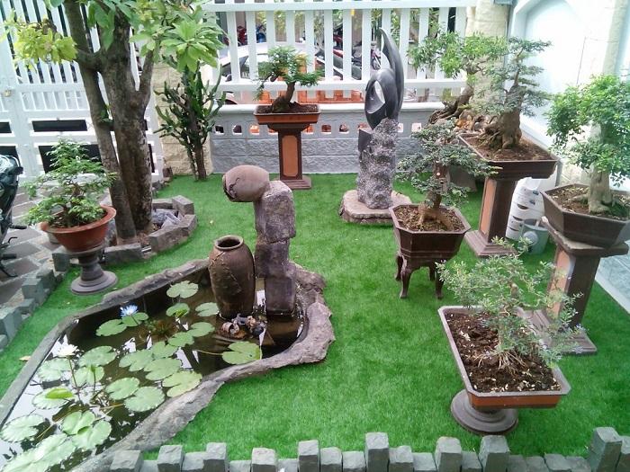 Những ưu điểm nổi bật của cỏ nhân tạo quận 8