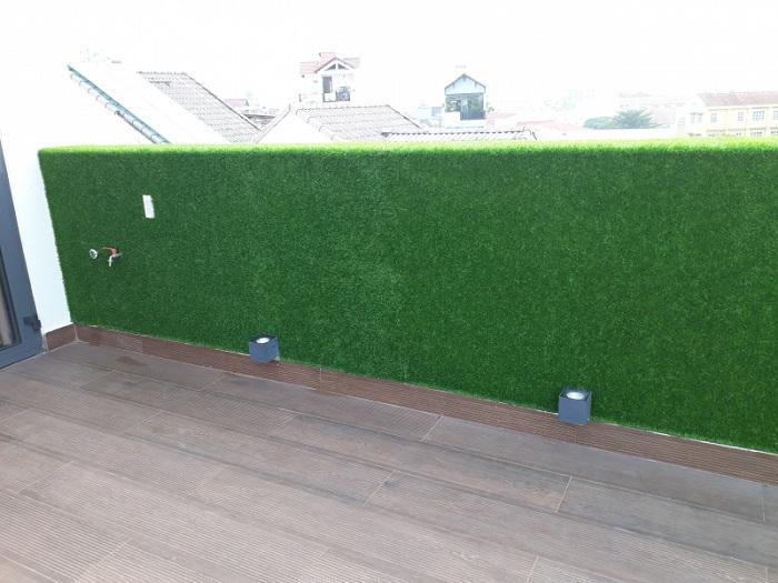 Những ưu điểm nổi bật của cỏ nhân tạo ở Bình Tân