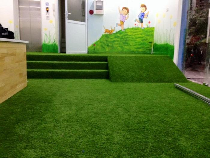 Những kỹ năng trong bảo dưỡng sân cỏ nhân tạo