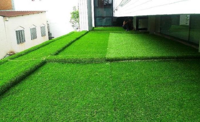 Một số lưu ý trong quá trình bảo dưỡng thảm cỏ nhân tạo Tân Bình