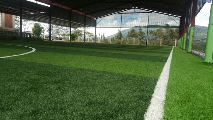 Sân cỏ nhân tạo tại Lâm Đồng
