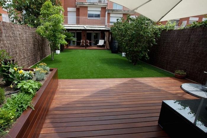 Chuyên cung cấp và thi công cỏ nhân tạo sân vườn