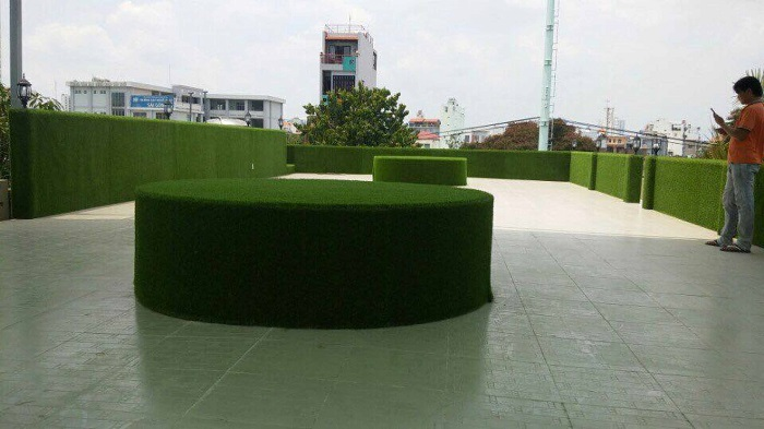 Sân cỏ nhân tạo tại Kontum điểm nhấn cho ngôi nhà của bạn